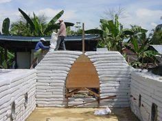 Earthbag Building: Earthbag School