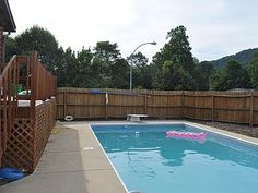 Cozy and convenient to downtown with swimming pool for the summer!Vacation Rental in Candler from @homeaway! #vacation #rental #travel #homeaway
