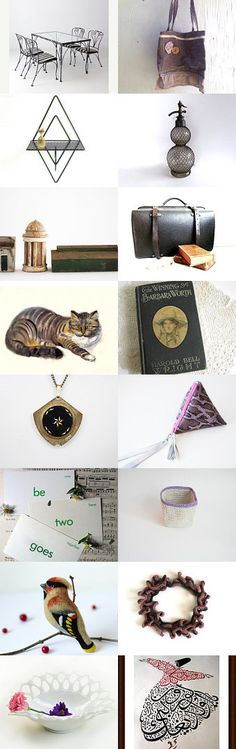 Meandering Lines by Beverly on Etsy--Pinned with TreasuryPin.com