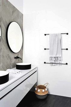 Find bathroom ideas for bathroom remodel and bathroom modern, bathroom design, bathroom vanity, bathroom inspiration and more with before and after bathrooms Read Laundry In Bathroom, Bathroom Faucets, Master Bathroom, Vanity Bathroom, Gold Bathroom, Dark Floor Bathroom, Skylight Bathroom, Bathroom Wall, Bad Inspiration