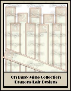 Oh Baby Mine Collection - Top 10 Firsts