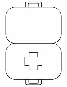 5 Best Images of Doctor Kit Printables For Preschool - Preschool Doctor Worksheets Printable, Doctor Bag Craft Template and Preschool Doctor Theme Preschool Bible, Preschool Activities, Doctor Theme Preschool, Jesus Heals Craft, Community Helpers Preschool, Community Workers, Bible Story Crafts, Church Crafts, Sunday School Crafts
