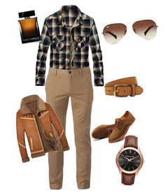 """Untitled #22"" by pentecostal-apostolicfashion2016 on Polyvore featuring Urban Pipeline, Ray-Ban, Bergè, Michael Kors, Dolce&Gabbana, men's fashion and menswear"