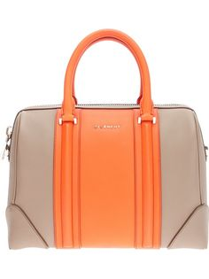 GIVENCHY Lucretia Contrast Tote
