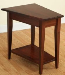 Angled End Table Or Bedside This Is Designed To Be Used In