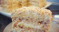 Превосходнейший торт с вкуснейшим кремом для особо важных случаев!