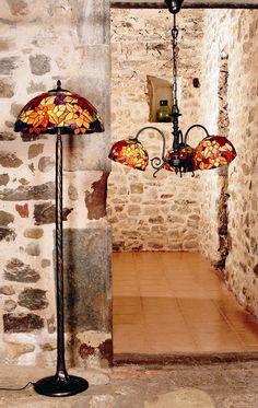 LAMPARAS SERIE GÜELL