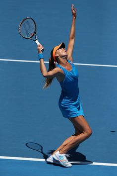 Daniela Hantuchova - Australian Open: Day 1 - Daniela Hantuchova of Slovakia leaves the court after winning her first round match against Heather Watson of Great Britain during day one of the 2014 Australian Open at Melbourne Park on January 13, 2014 in Melbourne, Australia.