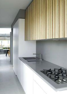 kitchens for less vintage kitchen lighting 207 best handle design images moderne kuchen haus minimalistic turin minimalist house pent cuba