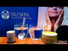 Demo Baobab body butter nuskin - YouTube
