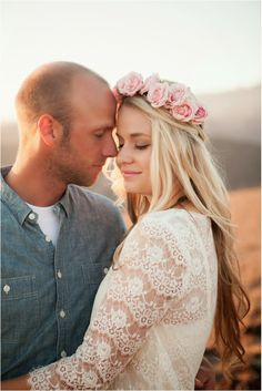 Chambray & Lace // Le Magnifique Blog: Santa Barbara Engagement Session