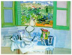 Mundo Tuqui: Raoul Dufy