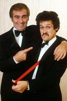 1970s Childhood, My Childhood Memories, British Comedy, British Actors, British History, Classic Comedies, Comedy Tv, Comedy Duos, First Tv