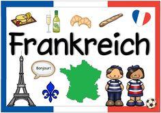Zwei neue Länderplakate (Frankreich/Brasilien) Die nächsten Länderplakate sind fertig. Sie stellen zwei Länder in den Mittelpunkt, die in ...