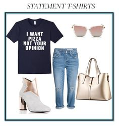 """Statement t-shirt"" by catarina3valente ❤ liked on Polyvore featuring Cape Robbin"
