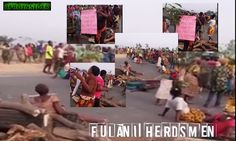 Yoruba Women Cry Out, Protest Beheadings And Rape By Fulani Herdsmen Cry Out, Crying, Women, Woman