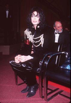 Michael Jackson Style Evolution 1997