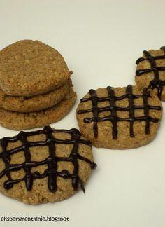 Zdrowe i pyszne ciasteczka z mąki razowej i orkiszowej