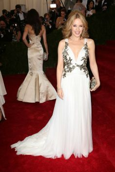 Met Ball 2014: The Costume Institute Gala - Kylie Minogue