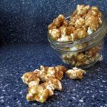 Delicious, homemade caramel corn without corn syrup: BrownThumbMama.com
