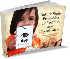 Preschool Nature Study