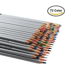 Art Drawing Pencils, Set of 72 Assorted Colors Huhuhero Professional Premium Art Colored Pencils For Artist Sketch / Secret Garden, Recycled Wood Environmentally Friendly Non- Toxic Huhuhero http://www.amazon.com/dp/B0154YUG2S/ref=cm_sw_r_pi_dp_QK.Qwb1DJFVFS