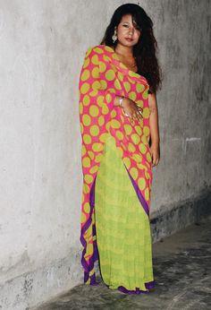 Chayanika #IndianFashionBlogger SelestyMe | A Indian Fashion & Lifestyle Blog by Chayanika Rabha: ETHNIC DAY
