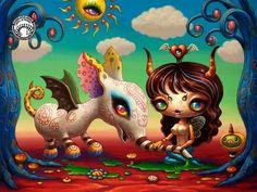 """Virgin & Beast"" by Yoko d'Holbachie fan page xo LOVE THIS PIECE!!"