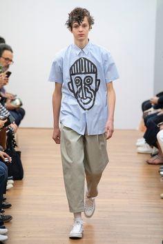 Comme des Garçons Shirt Spring 2019 Menswear Paris Collection