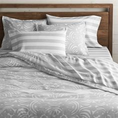 Shop for duvet covers at Crate and Barrel. Browse king, queen, full, and twin duvets in a variety of styles. Order a duvet cover or insert online.