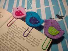 Check out this item in my Etsy shop https://www.etsy.com/listing/503169119/bookmark-decorative-paper-clip-calendar