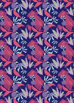 pattern textil
