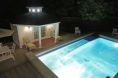 Accessible Pool  remodeled home by Aloha Home Builders, Eugene, Ore.
