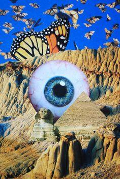 John Turck Collage Art