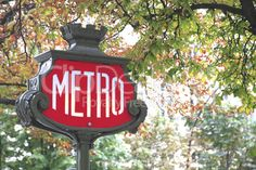Metro Paris sign Paris Metro, France, Signs, Outdoor Decor, Pictures, Royalty Free Images, Shop Signs, Sign, French