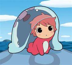 Ponyo...aaawwww!! ^_^