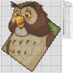 Winnie The Pooh – Owl Birdie's Patterns, Gaming, Cartoons, Disney, Kingdom Hearts, Winnie The Pooh, Animals, Birds, Winnie The Pooh, Owl, Owls, Misc, 60-70 x 70-80 0 Comments Apr 202014