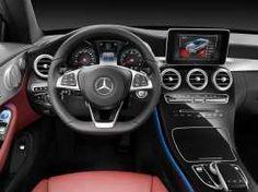 Mercedes C-Klasse C300 Coupe AMG Line C205 2015