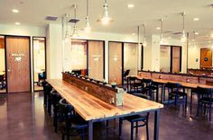 Third Workplace - #coworking space in  San Francisco, California.