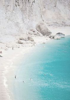 Lipari, pomice beach. Aeolian Islands. Sicily.