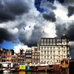 Amsterdam Victoria hotel