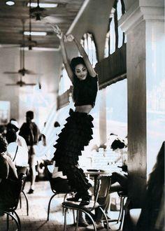 90s Vogue Australia ..