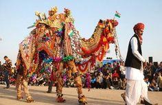 viaje a Rajasthan India