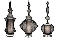 Коллекция светильников Fil de fer