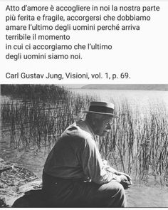 Wise Quotes, Words Quotes, Gustav Jung, Beautiful Nature Scenes, Carl Jung, Dalai Lama, Osho, Note To Self, Sentences