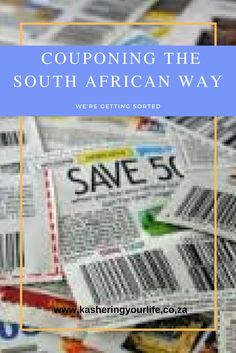 South Africa does have coupons, they are digital Where To Get Coupons, Get Free Samples, Money Saving Mom, Grocery Coupons, How To Get, How To Plan, Working Woman, South Africa, Budgeting