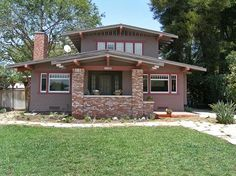 1913 Craftsman Bungalow  Van Nuys, California