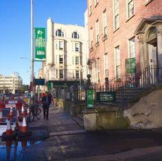 Little Museum of Dublin on St Stephen's Green  #civicmedia2015