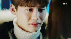 Lee Jong Suk #Pinocchio ep 11 SBS 14.12.17