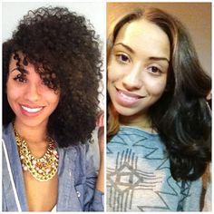 Beautiful Naturalista left to right!